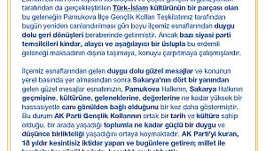 KADİRŞİNAS SAKARYA HALKINA,