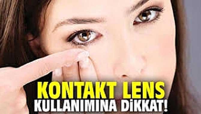Kontakt Lens Kullanırken Dikkat Etmeniz Gerekenler!