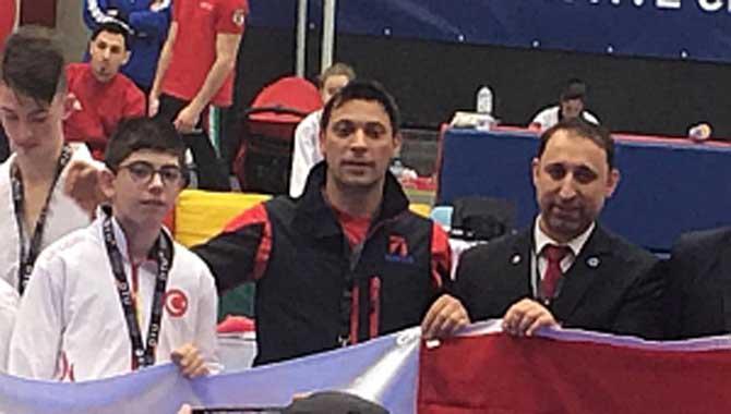 Mithatpaşa Anadolu Lisesi Öğrencisi Fahrettin, Yine Gururumuz Oldu.