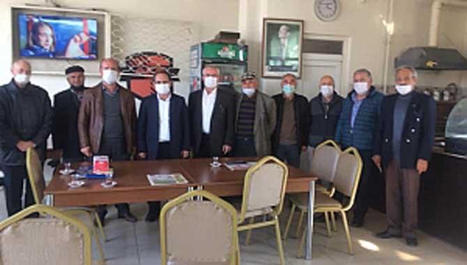 """""""MUHTARLARIMIZIN BİZİM İÇİN YERİ AYRI"""""""
