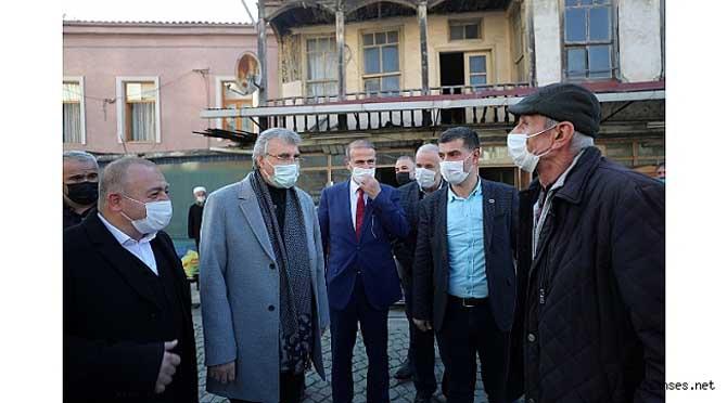 """""""Sapanca'nın gelişimi şehrimize güç katacaktır"""""""
