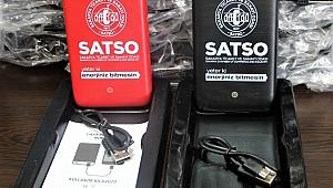 SATSO'dan filyasyon ekiplerine destek
