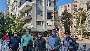 SUBÜ'den İzmir Depremi raporu