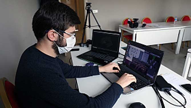 SUBÜ'den Uygulamalı Robot İşletim Sistemi Eğitimi