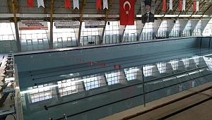 Yüzme Havuzunda Geri Sayım