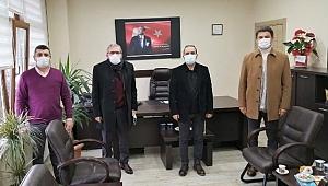 ASKF, Orman Bölge Müdürlüğünü ziyaret etti.