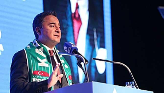 Babacan'dan iktidara 'acı reçete' tarifi