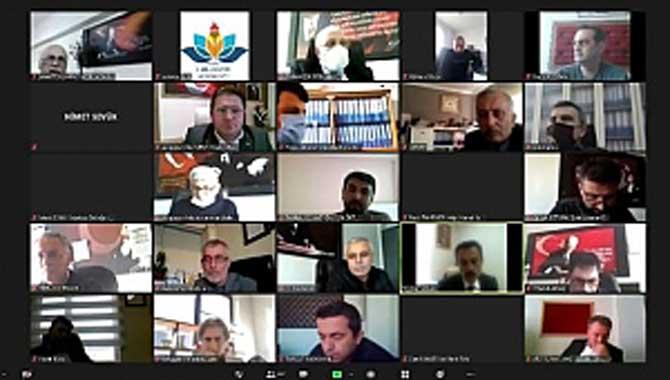 Çevrim İçi Eğitim Toplantısı