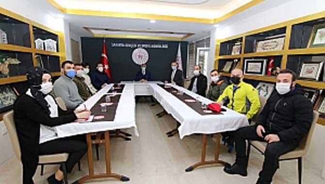 GENÇLİK VE SPOR'DAN YIL SONU DEĞERLENDİRME TOPLANTISI