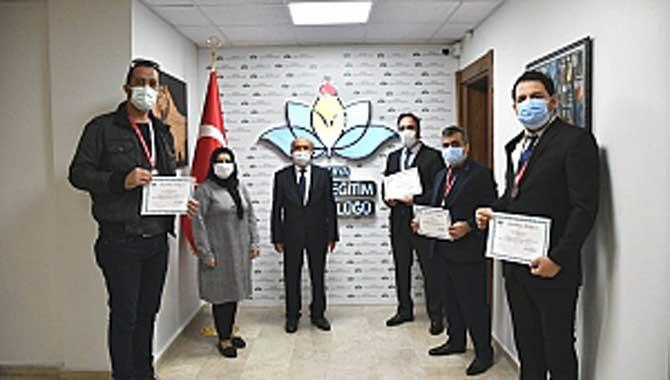 Turnuvaların Ödülleri Verildi