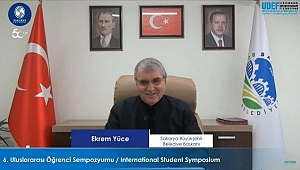Uluslararası öğrenciler Sakarya'yı tercih ediyor