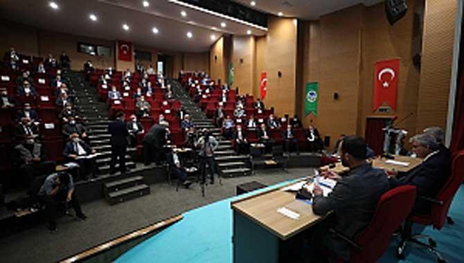 Yılın son meclisi toplanacak