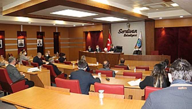 Alemdar'dan Değerlendirme Toplantısı