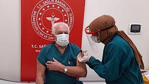 Perinçek Koronavirüs aşısı oldu