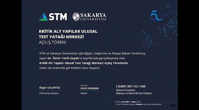 Sakarya Üniversitesinde Açılıyor