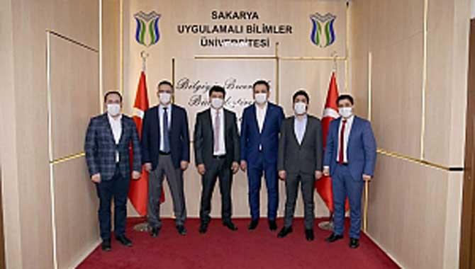 SUBÜ-TÜGVA iş birliği