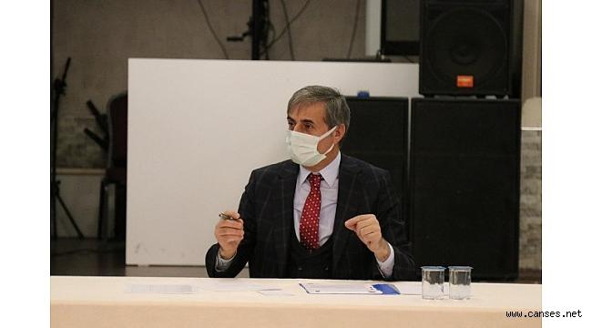 Serdivan'da Şubat Ayı Olağan Meclisi Gerçekleşti