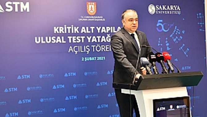Ulusal Test Yatağı Merkezi Açıldı