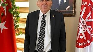 Yaşar Zımba bir kez daha Ankara'da