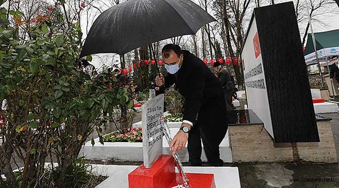 18 Mart Çanakkale Zaferi Şehitleri Anma Törenleri Düzenlendi