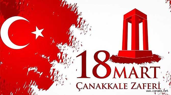 """""""18 Mart Çanakkale Zaferi ve Şehitleri Anma Günü"""" mesajı"""