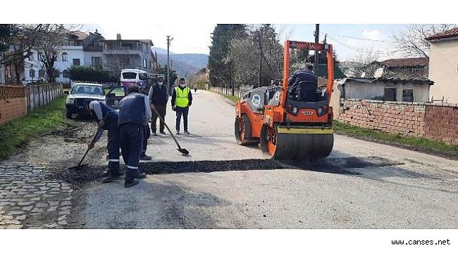 250 ton asfalt
