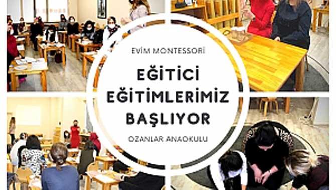 """ADAPAZARI MEM """"MONTESSORİ EĞİTİCİ EĞİTİMLERİ"""" BAŞLIYOR"""