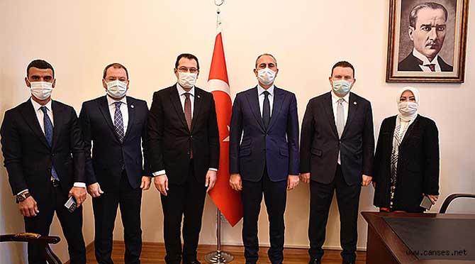 AK Parti Genel Başkan Yardımcısı Ali İhsan Yavuz Yazılı Açıklama