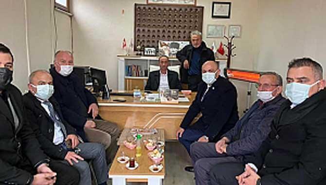 Başkan Kılıçaslan, Kozluk Mahallesi ve çevre köyleri ziyaret etti