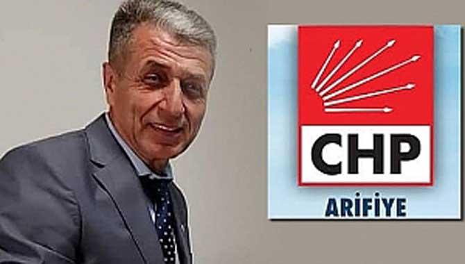 CHP Arifiye mart ayına ait basın açıklaması