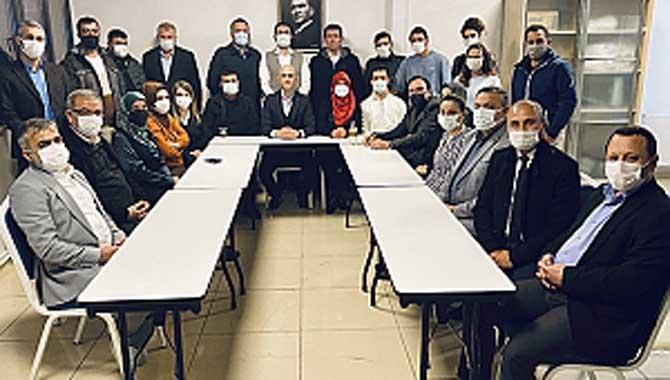 Ender Serbes: Ekibimizle bir bütünüz, derdimiz sadece millet