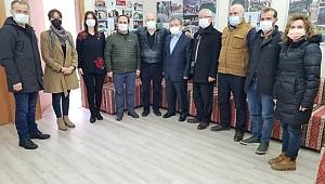 Keleş, Yozgatlıları ziyaret etti