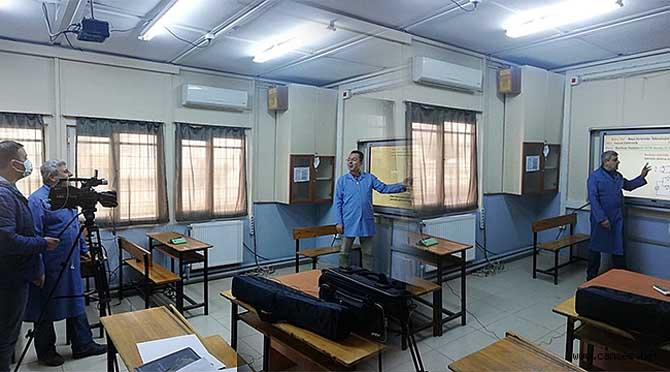 Mesleki Uzaktan Eğitim Faaliyetlerine Sakarya'dan Tam Destek