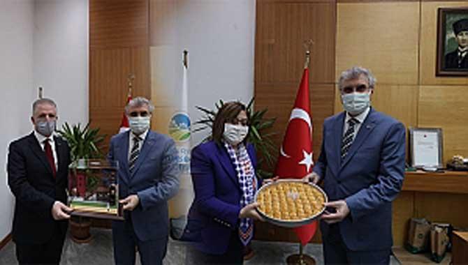 """""""Sakarya ile Gaziantep arasındaki bağ güçlenecek"""""""