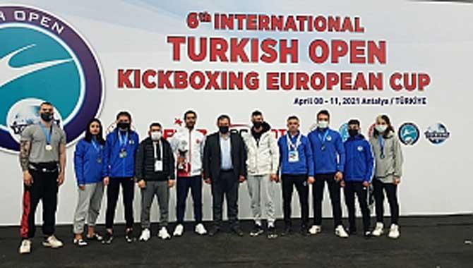 Antalya kick boks şampiyonası