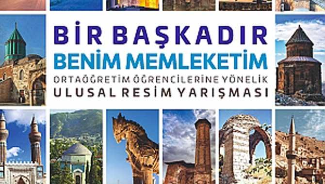 """""""BİR BAŞKADIR BENİM MEMLKETİM"""""""