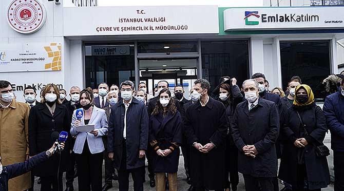 DEVA PARTİSİ KANAL İSTANBUL'A İTİRAZ ETTİ