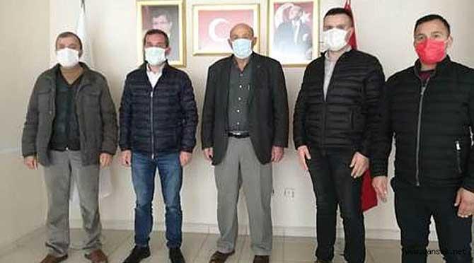 Gelecek Partisi'nde Özcan Kam rüzgarı...
