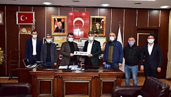 Karasu Belediyesi İşçileri Toplu Sözleşme İmzaladI.