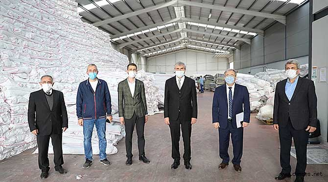 Kenevirler tekstil alanında da kullanılacak