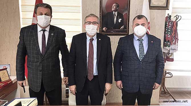 "Murat Kefli ""Tebrik ederim"""