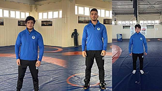 Türkiye ikincisi sporcuları Milli Takımda
