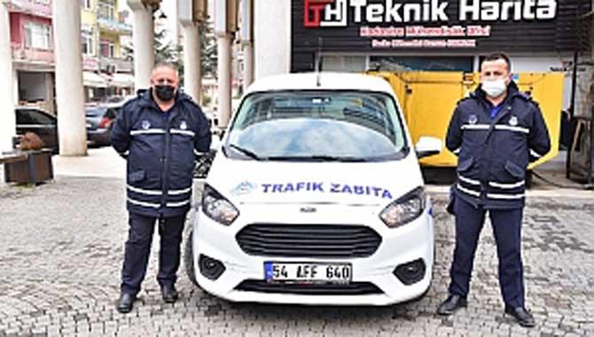 """Zabıta Müdürlüğü Araç Filosuna Yeni Araç"""""""