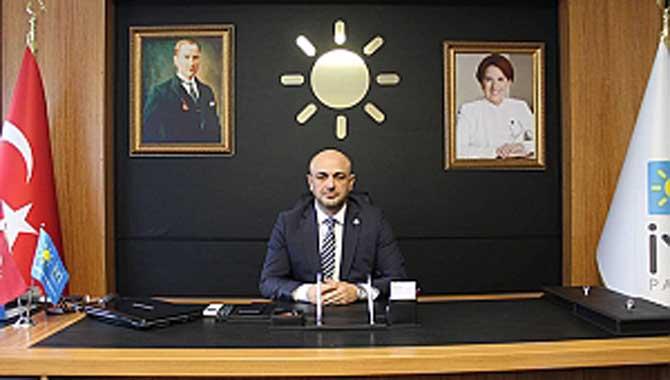 Başkan Kılıçaslan'nın 19 Mayıs mesajı