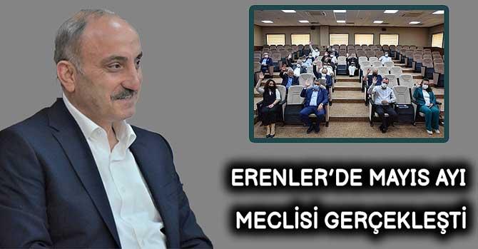 ERENLER'DE MAYIS AYI MECLİSİ GERÇEKLEŞTİ