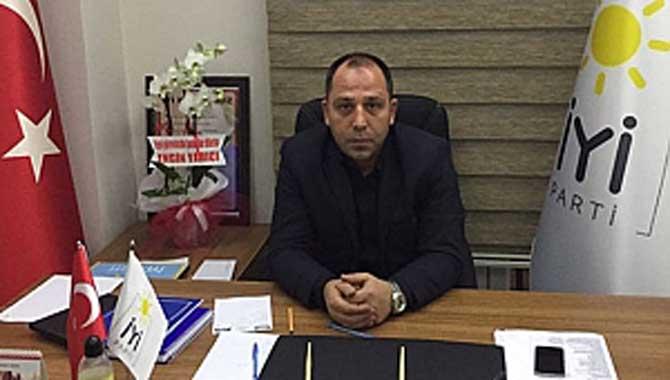 İYİ Parti Hendek İlçe Başkanı Bayındır'ın açıklaması