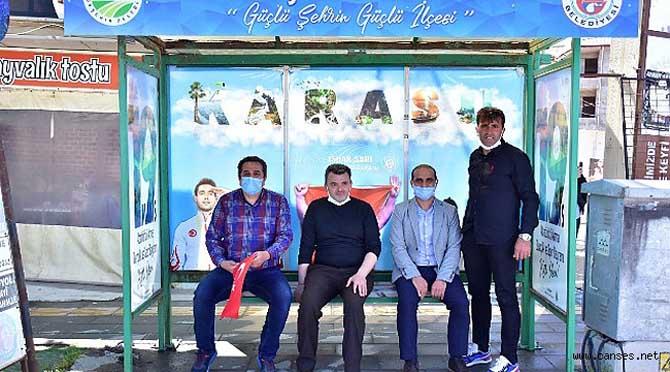 Karasu'da 'Gençlik Durağı' Açıldı
