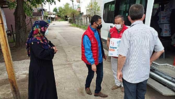 Kocaali Gençlik ve Spor ilçe Müdürlüğü Ramazanda da durmadı
