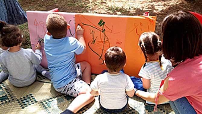 Mutlu Çocuklar Engelsiz Yarınlar Etkinlikleri