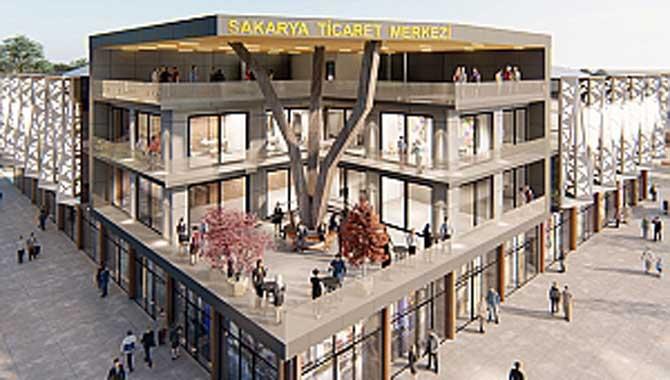 Ticaret Merkezi'nin İkinci Etabı için ihaleye çıkılıyor